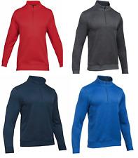 Under Armour UA Men's Storm Sweater Crestable Half Zip Golf Jacket Top - New