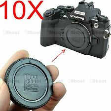 10x Camera Body Cover Cap for Panasonic LUMIX G10 G3 G7 GF1 GF2 GF3 GF5 GF6 GF7