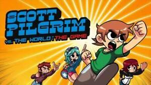 Scott Pilgrim vs The World The Game - PS3 - (Digital Copy)