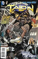 Talon Comic Issue 9 Modern Age First Print The New 52 2013 Tynion Sepulveda DC
