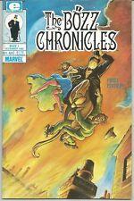 The Bozz Chronicles #1 : December 1985 : Epic Comics