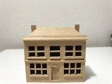 Concord Miniatures Mini Wood Doll House 2.5""