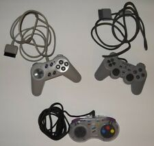 Wired Classic Gaming Controllers Handheld Video Game Remote Pad 3 PC Sony ProPad