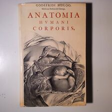 Anatomia Hvmani Corporis. Godefridi Bidloo. Roger Dacosta, 1972. Copia 1293/2000