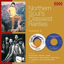 Northern Soul's Classiest Rarities Volume 5 Various Artists Audio CD
