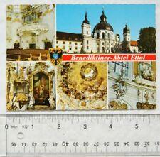 old postcard Benediktiner - Abtei Ettal, Germany