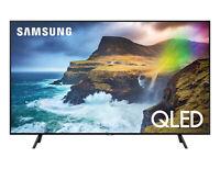 "Samsung QE55Q70R 55"" Zoll 138 cm Smart TV 4K Ultra HD QLED WiFi Schwarz"