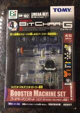 Tomy-Tomica Bit Char-G GM-102 Booster Machine Set 45 MHZ R/C