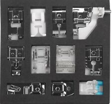 11pcs Household Sewing Machine Presser Foot Feet For Brother Singer Janome