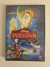 DISNEYS PETER PAN DVD SEALED DISNEY CLASSICS 14