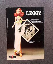 [GCG] N286 - Advertising Pubblicità - 1974 - POLISTIL , LEGGY ROSSA IRLANDESE