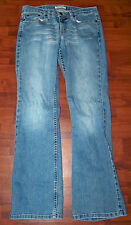 Women's AMERICAN EAGLE OUTFITTERS Blue Cotton Stretch Jeans Size 2 PET Petite