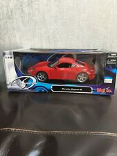 Porsche Cayman S Red, Model Car 1:18 / Maisto Special Edition *NEW*