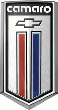 1980 - 1981 CAMARO  / BERLINETTA FUEL DOOR EMBLEM - CENTER TAIL PANEL CREST