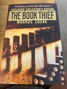 The Book Thief by Markus Zusak (Exclusive Collector's Edition) (Hardcover, 2013)