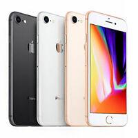 Apple iPhone 8 - 64GB - Gold/Silber/Spacegrau Ohne Simlock Smartphone