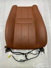 2010-2012 Range Rover Sport Front LEFT DRIVER Seat UPPER Cushion Cover OEM