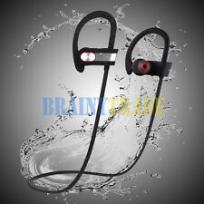 Waterproof Bluetooth Earbuds Beats Sports Wireless Headphones in Ear Headsets