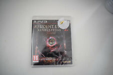 resident evil re revelations 2 box set neuf ps3 ps 3 playstation 3