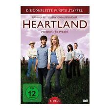 Heartland - Paradies für Pferde - Staffel 5 6x DVD Amber Marshall (Amy Fleming..