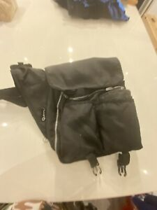 Quinny Baby Changing Bag Black Never Used