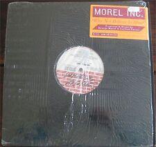 "Morel Inc. WHY not believe in him, Strictly Rhythm, ex/ex 12"" MAXI SINGLE 7562"