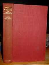 1933 The Meaning Of Animal Color & Adornment: Colors, Courtships, Songs, Moults
