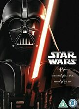 Star Wars Trilogy Episodes IV V and VI 5039036063067 DVD Region 2
