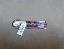 Collectible FLORIDA hologram keychain.  LARRY   name on one side. key chain