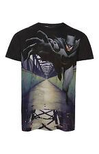 Primark Uomo BATMAN DC COMICS CARTOON Graphic T Shirt Ufficiale Nuovo con etichetta Xs