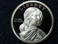 2009 S NATIVE AMERICAN SACAGAWEA PROOF U.S. MINT DOLLAR  #11R