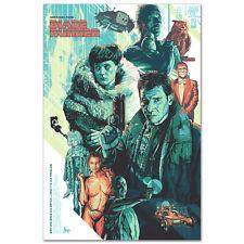 Blade Runner 1982 Movie Poster - Alternative Art - High Quality Prints