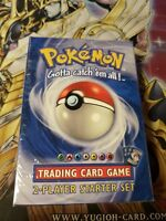 WOTC POKEMON SHADOWLESS SEALED THEME DECK GUARANTEED SHADOWLESS