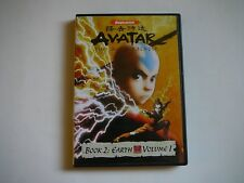 Avatar The Last Airbender Book 2: Earth Volume 1 DVD