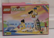 NEW Lego Town Paradisa 1815 Paradisa Lifeguard Sealed