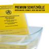 Set Impfpass+Schutzhülle Impfbuch Internationale Bescheinigung Impfausweis Hülle