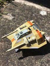 MICRO MACHINES STAR WARS ACTION FLEET VEHICLE REBEL SNOWSPEEDER