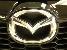 Genuine 2013-2016 Mazda CX-5 CX-9 Radiator Grille Chrome Emblem KDY5-51-741