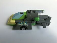 TRANSFORMERS G1 SPRINGER TRIPLE CHANGER LOOSE FOR PARTS OR REPAIRS MISSING WING