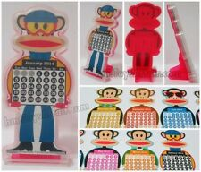 McDonalds-Happy-Meal-Paul -Frank-Julius-Calendar-201 2 unopened new