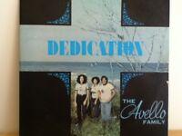 THE  AVELLO  FAMILY            LP      DEDICATION