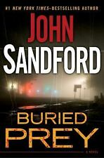 Prey: Buried Prey 21 by John Sandford (2011, Hardcover)