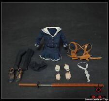1/6 SoToys So-Toys Female Accessory - Sucker Punch Baby Doll Uniform Set So-T02