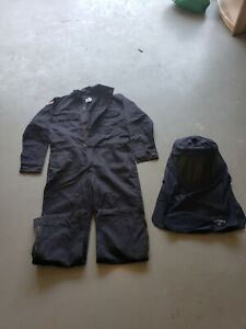 Arc Flash Suit Steel Grip 20 Cal And NSA Hood 40 Cal Never Used