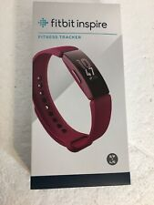 FITBIT INSPIRE Sangria Band Tracker Small And Large FB412BYBY New