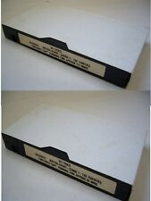 BFI BRITSH AVANT-GARDE TWENTIES THIRTIES VHS PAL CARD BOX timecode sample promo