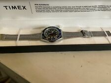 Timex Q M79 Batman Automatic Watch