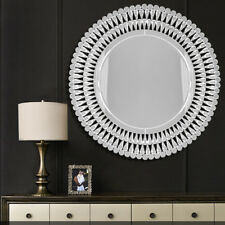 Unbranded Glass Round Contemporary Decorative Mirrors For Sale Ebay
