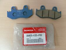 HONDA MTX125 MTX80R XL125 Genuine Brake Pads Nos part 06455-KS5-P00 # 1372