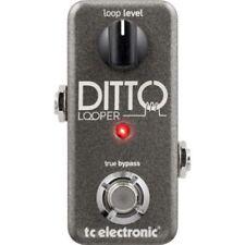 Pedali TC Electronic per effetti looper e sampler di chitarre